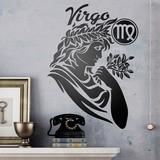 Wandtattoos: zodiaco 28 (Virgo) 2