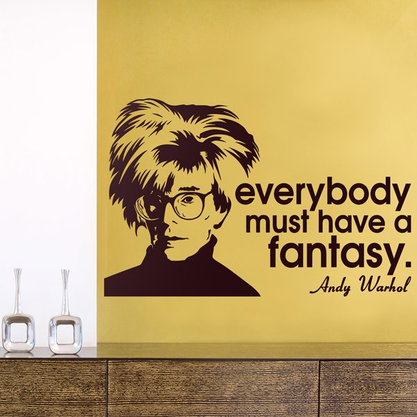 Wandtattoos: Everybody must have a fantasy