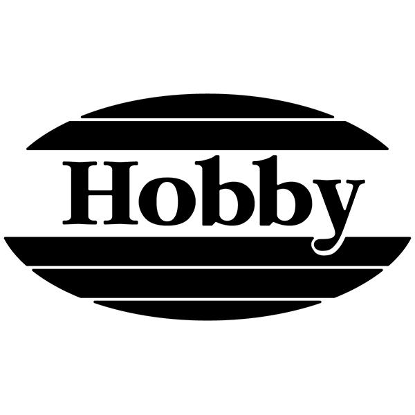 Aufkleber Von Wohnmobil Hobby Webwandtattoocom