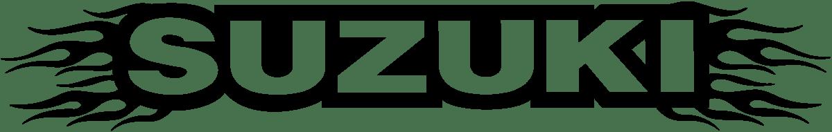 Aufkleber: Parasol Suzuki