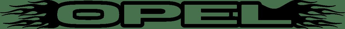 Aufkleber: Parasol Opel