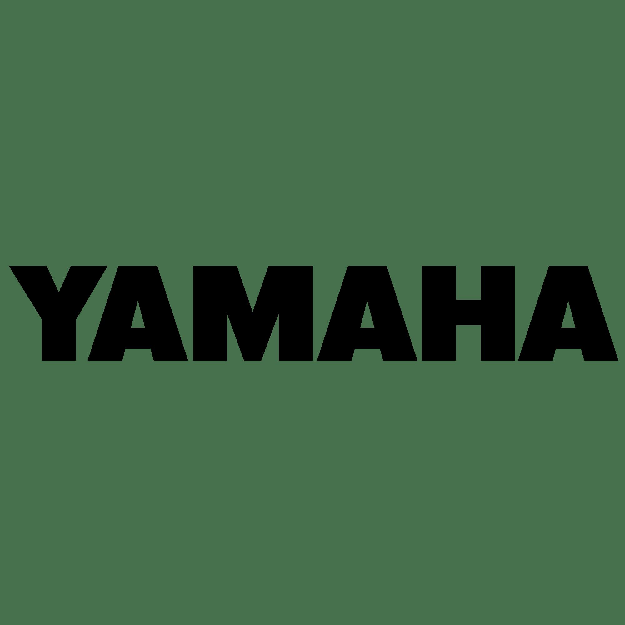 Aufkleber: Yamaha VI