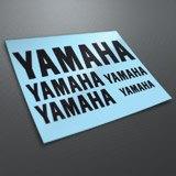 Aufkleber: Kit Yamaha 1 2