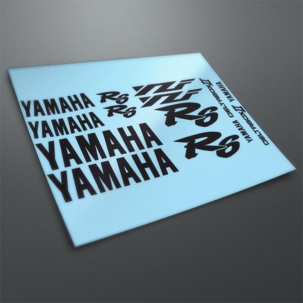 aufkleber kit yamaha yzf r6 2000 ii. Black Bedroom Furniture Sets. Home Design Ideas