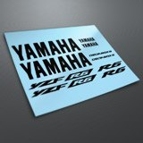 Aufkleber: YZF R6 2003 II 2