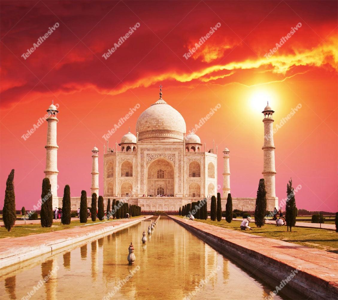 Fototapeten: Taj Mahal