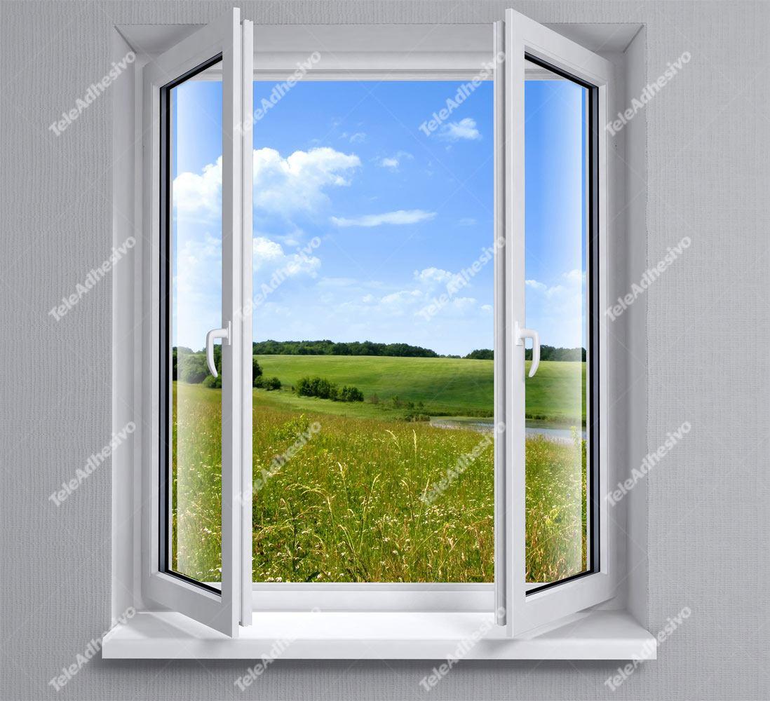 Fototapeten: Fenster