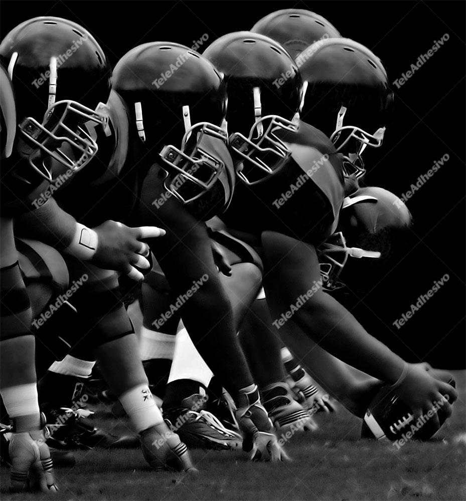 Fototapeten: American Football