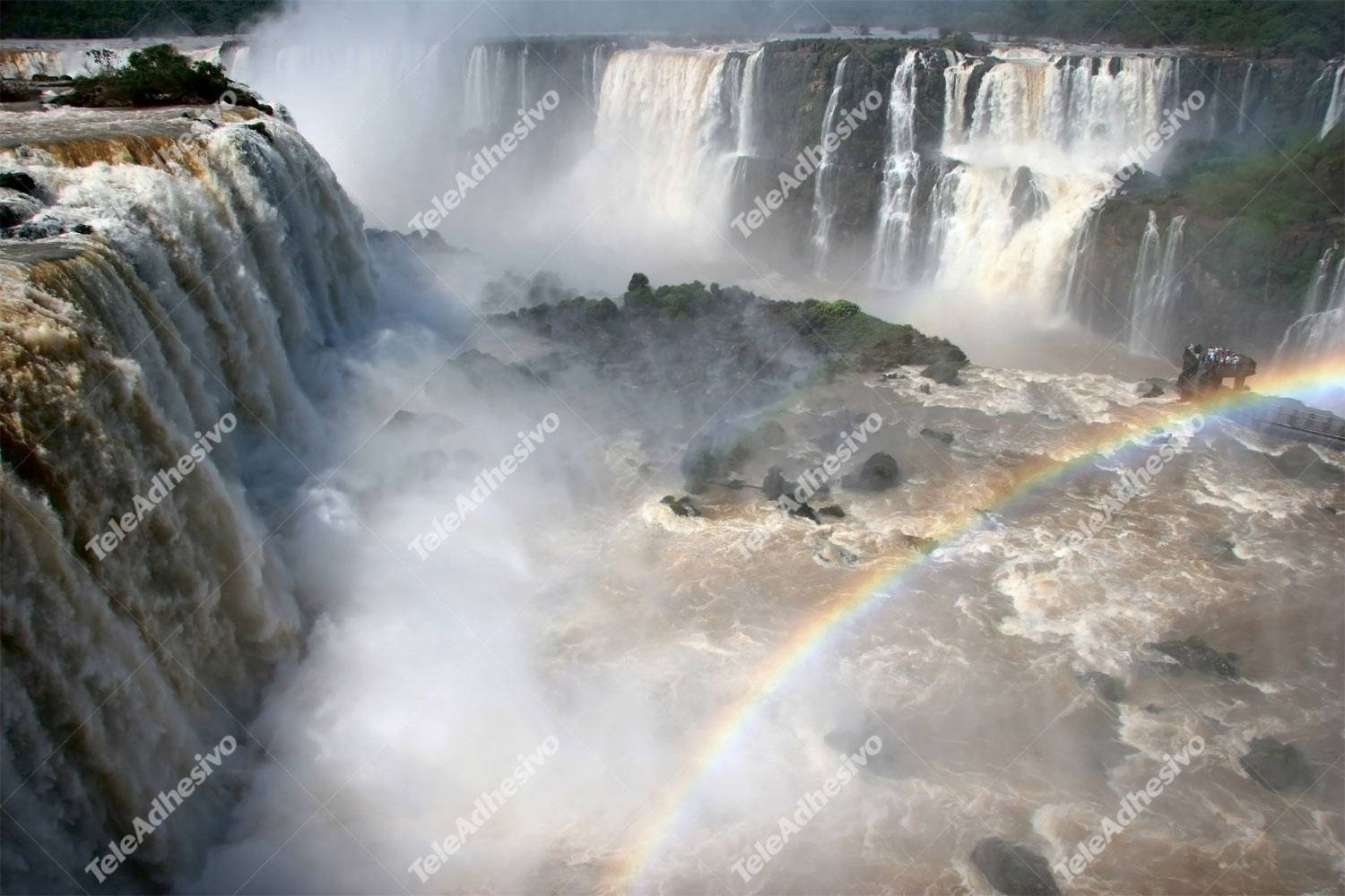 Fototapeten: Waterfalls