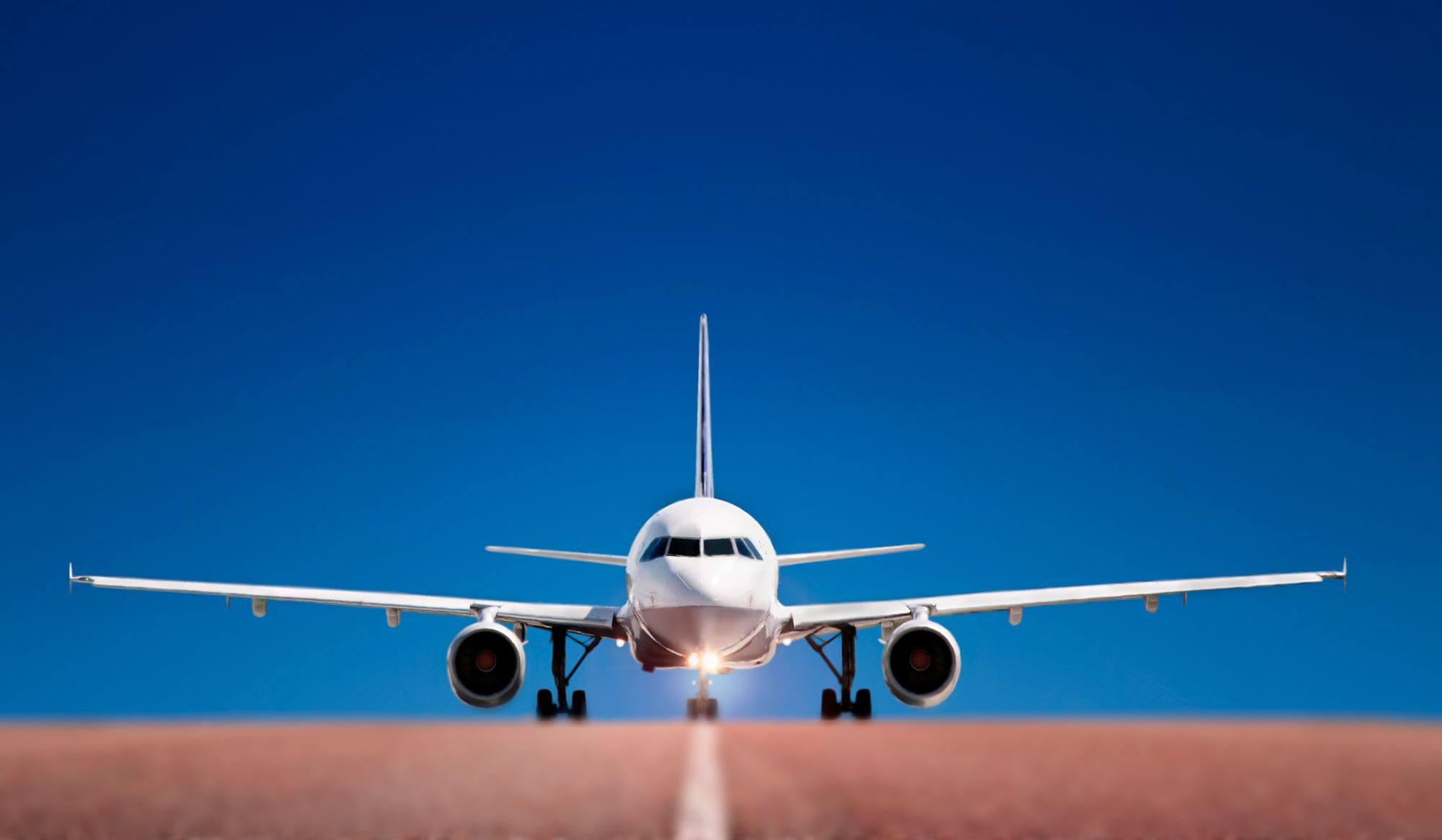 Fototapeten: Avión