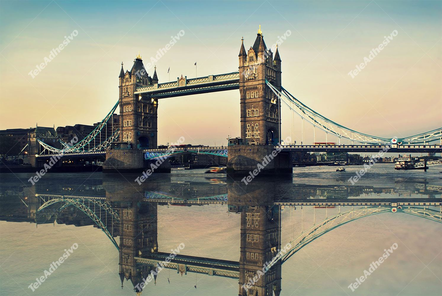 Fototapeten: London Bridge