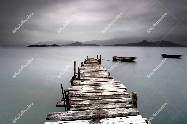 Fototapeten: Pier