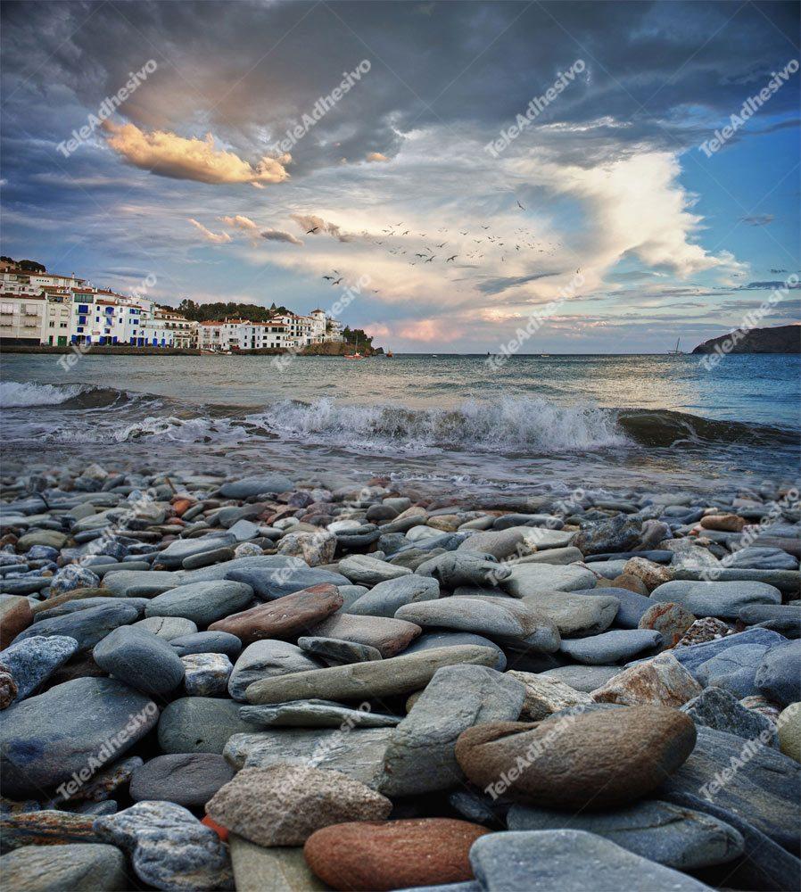 Fototapeten: Rocky Beach