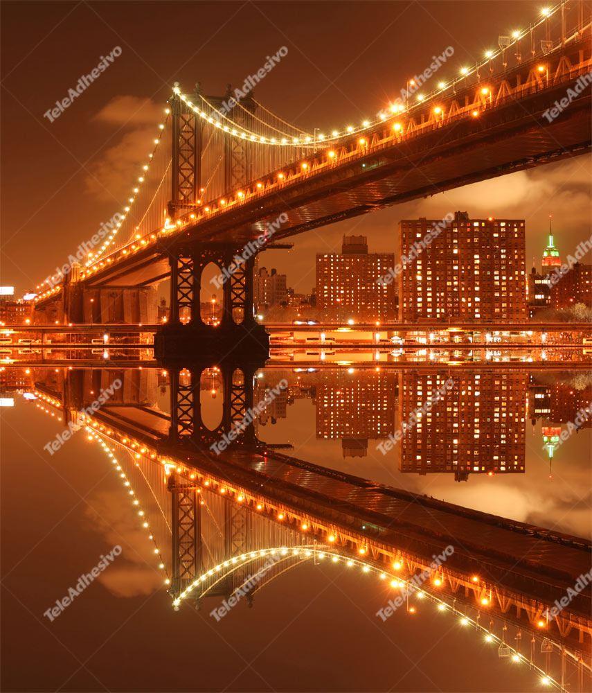 Fototapeten: Manhattan Bridge