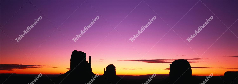 Fototapeten: Sonnenuntergang im Westen