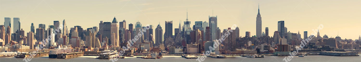 Fototapeten: New York 7