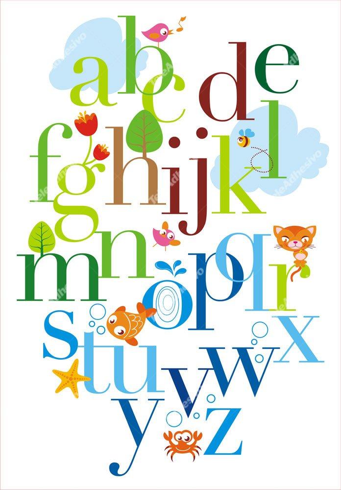 Fototapeten: Tier-Alphabet