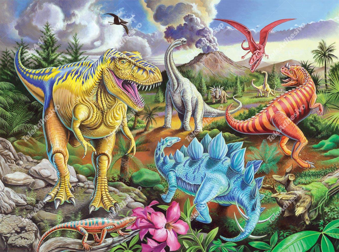 Fototapeten: Jurassic Jubilee