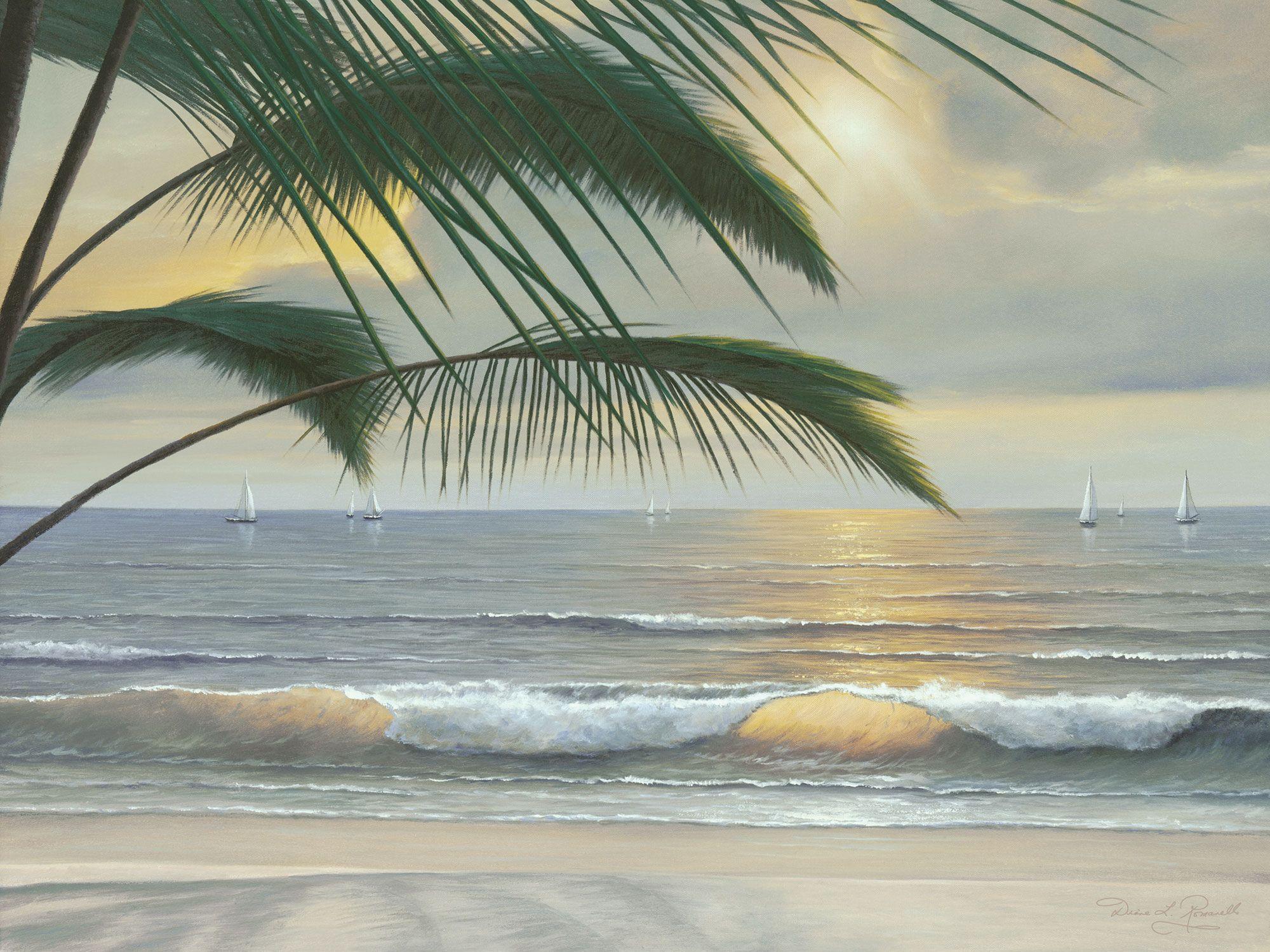 Fototapeten: Paradise (Diane Romanello)