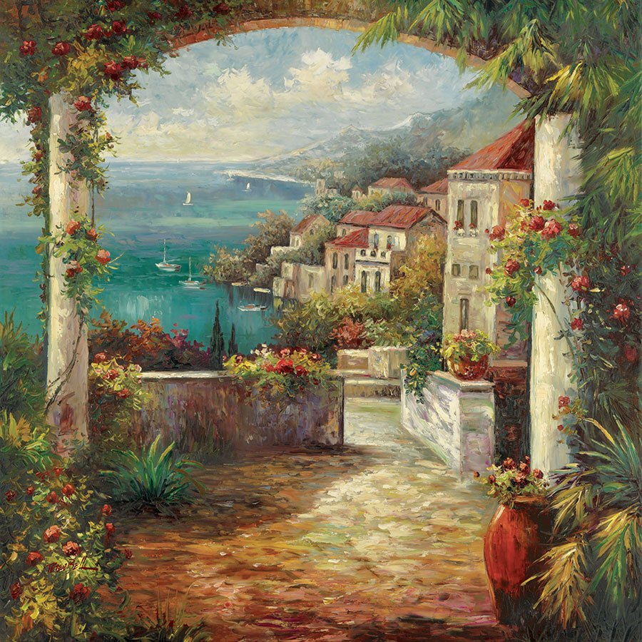 Fototapeten: View from the Veranda (Peter Bell)